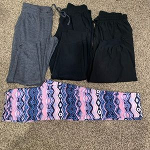 Lot of large joggers